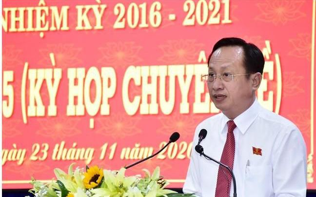 Thủ tướng phê chuẩn nhân sự 2 tỉnh Bạc Liêu và Quảng Ngãi