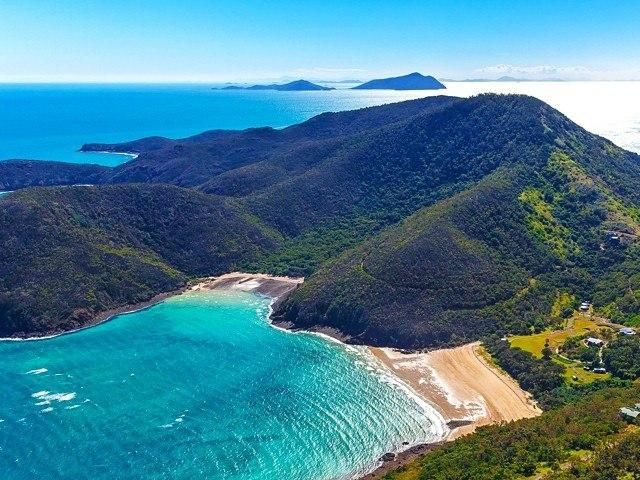 Công ty Trung Quốc thuê đảo Australia 99 năm rồi đuổi hết dân bản xứ - Ảnh 1.
