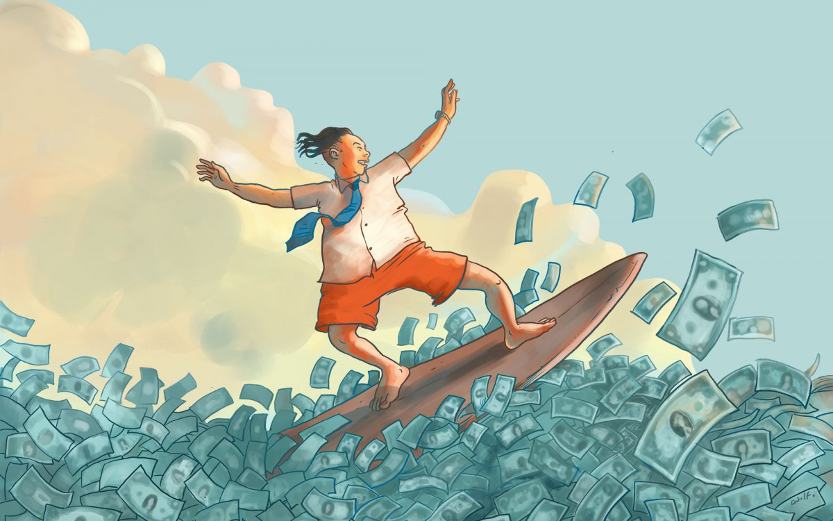 Phố Wall dậy sóng vì hiện tượng đầy bí ẩn: 7 tỷ USD bất ngờ bị rút ra khỏi quỹ tương hỗ lớn nhất thế giới dù thị trường vẫn thăng hoa