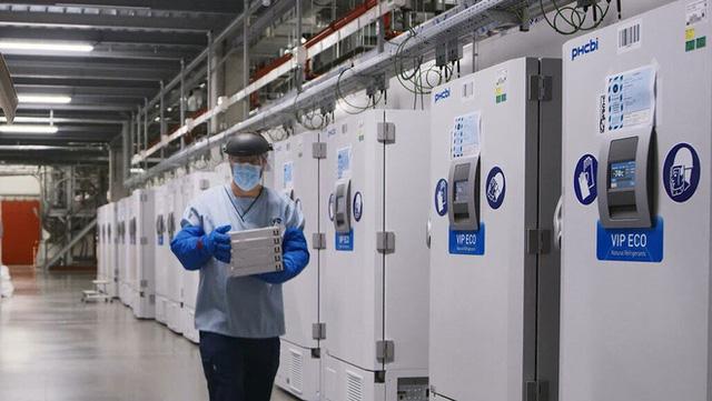 Vắc-xin COVID-19 cần bảo quản ở âm 70 độ C, làm sao để thế giới có đủ tủ lạnh?  - Ảnh 3.
