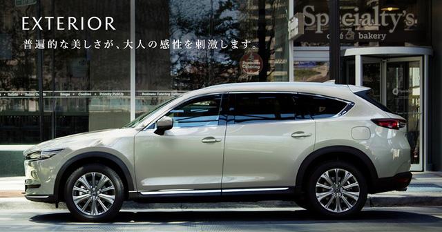 Ra mắt Mazda CX-8 2021: Giá quy đổi từ 1,05 tỷ đồng, phả hơi nóng lên Hyundai Santa Fe - Ảnh 3.