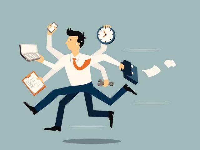 Lao đầu làm việc chưa chắc mang lại hiệu quả tốt nhất: Biết vận hành công tắc ngắt – nghỉ, vạn sự tự hanh thông - Ảnh 1.