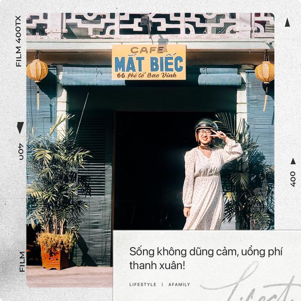Cô nàng độc thân 26 tuổi lần đầu đi xuyên Việt bằng xe máy với 7 triệu và 17 ngày: Cả tuổi trẻ dành để đi bụi, sống không dũng cảm uổng phí thanh xuân! - Ảnh 26.