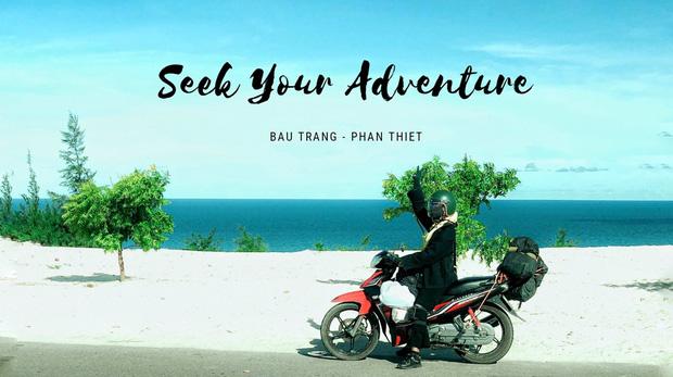 Cô nàng độc thân 26 tuổi lần đầu đi xuyên Việt bằng xe máy với 7 triệu và 17 ngày: Cả tuổi trẻ dành để đi bụi, sống không dũng cảm uổng phí thanh xuân! - Ảnh 9.