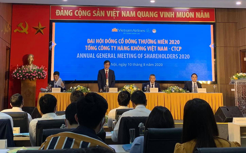 [Trực tiếp ĐHĐCĐ] Cuối tháng 8 cạn tiền, việc tăng vốn cho Vietnam Airlines đang được triển khai gấp rút và sắp có quyết định cuối cùng