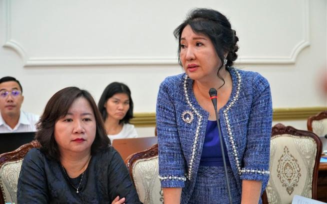 Quốc Cường Gia Lai (QCG): Bà Nguyễn Thị Như Loan rời ghế Chủ tịch, ông Lại Thế Hà thay thế