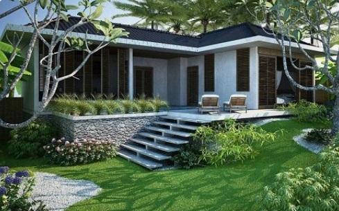 Nhà vườn dân dã nơi thôn quê, nơi mơ ước của giới nhà giàu - Ảnh 1.