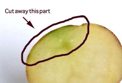 Nhìn vào củ khoai tây, cà chua, hành tây mà thấy có dấu hiệu này thì nên cho vào thùng rác vì ăn sẽ không có dinh dưỡng mà còn dễ bị ngộ độc - Ảnh 2.