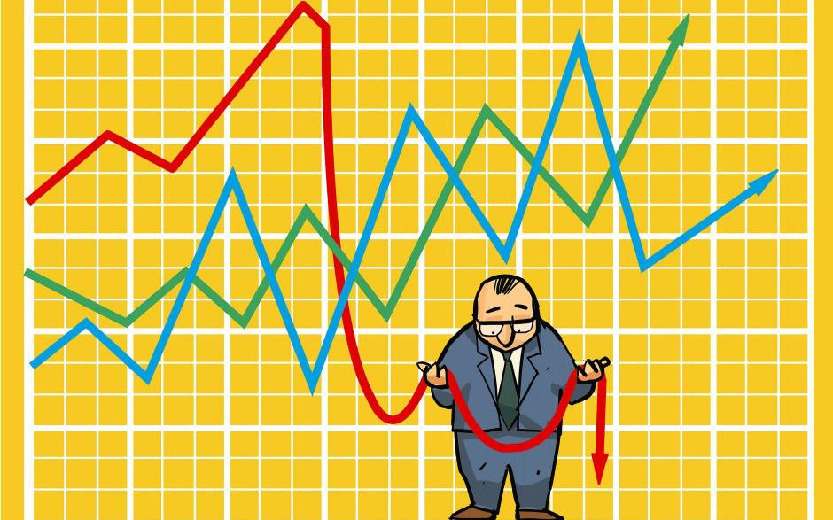 Cổ phiếu ngân hàng dậy sóng, VnIndex giảm nhẹ