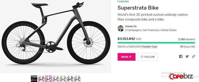 Giữa mùa Covid, startup xe đạp in 3D của cựu CEO Facebook Việt Nam Lê Diệp Kiều Trang gọi thêm thành công 25 triệu USD  - Ảnh 2.
