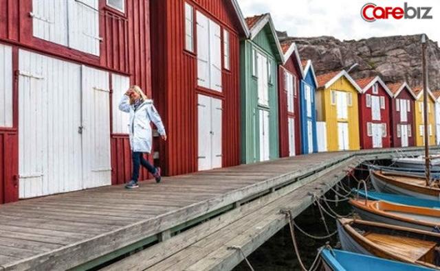 Học lối sống hạnh phúc của người Thuỵ Điển: Nói chuyện là bạc, im lặng là vàng, ăn mặc đơn giản, thẳng thắn kiệm lời - Ảnh 2.