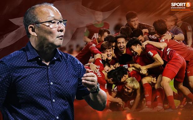 Hoãn vòng loại World Cup 2022: Tuyển Việt Nam và thầy Park thất nghiệp trong năm 2020 - Ảnh 1.