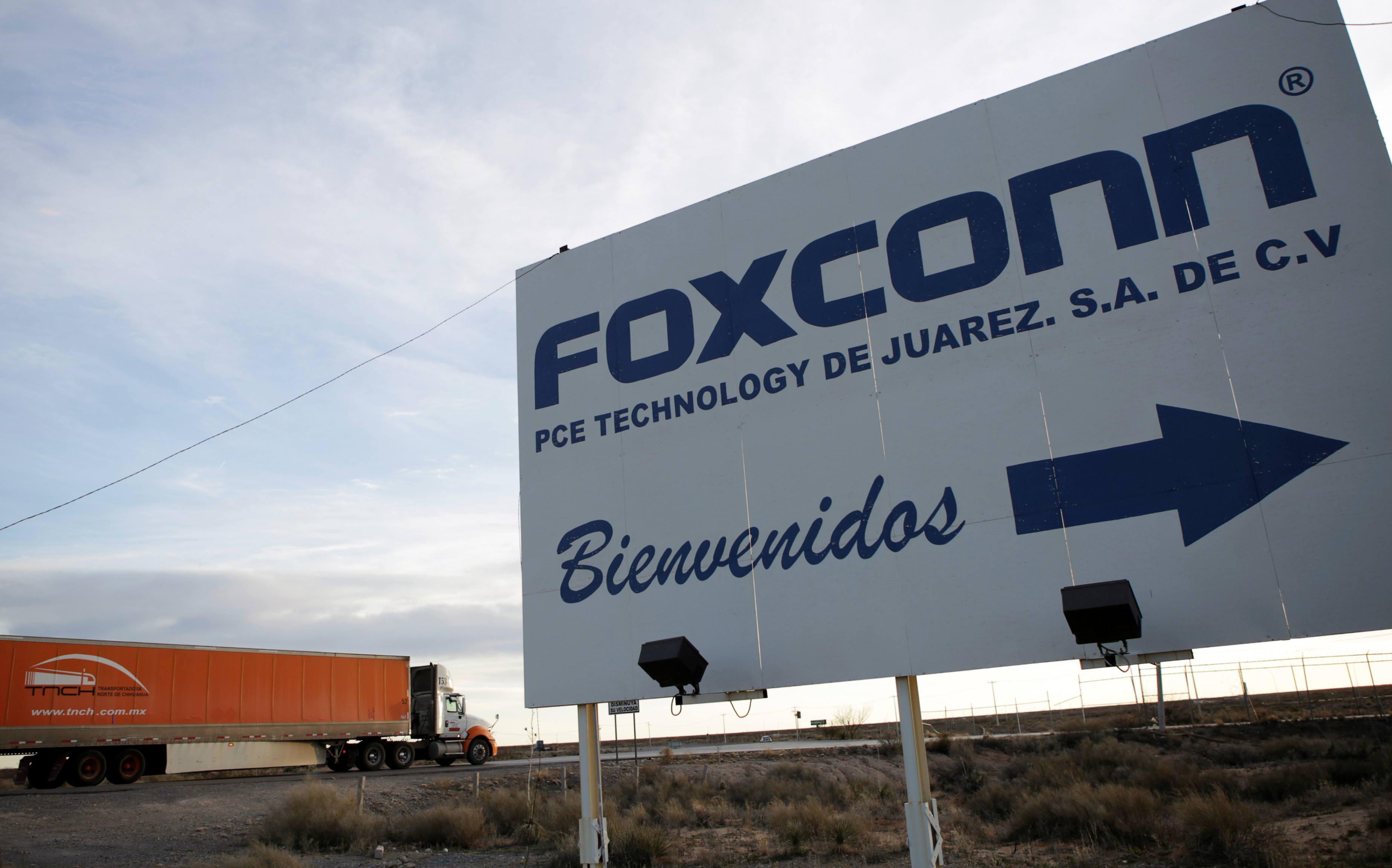 Chủ tịch Foxconn: Việc hình thành hai chuỗi cung ứng trên thế giới là xu hướng tất yếu trong tương lai