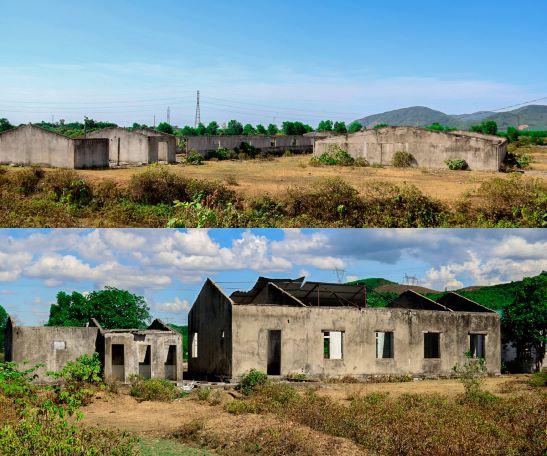 Cảnh hoang tàn tại trung tâm giống chăn nuôi đầu tư gần 20 tỷ đồng - Ảnh 1.