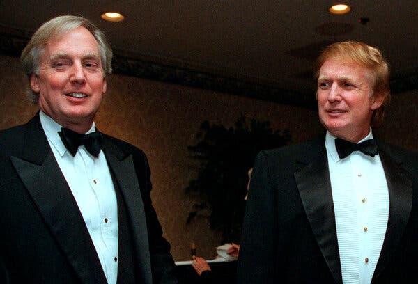 Em trai Tổng thống Trump qua đời ở tuổi 72 - Ảnh 1.