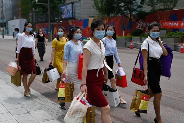 Các tiểu tỷ muội - đội quân thúc đẩy tiêu dùng tại Trung Quốc - Ảnh 1.