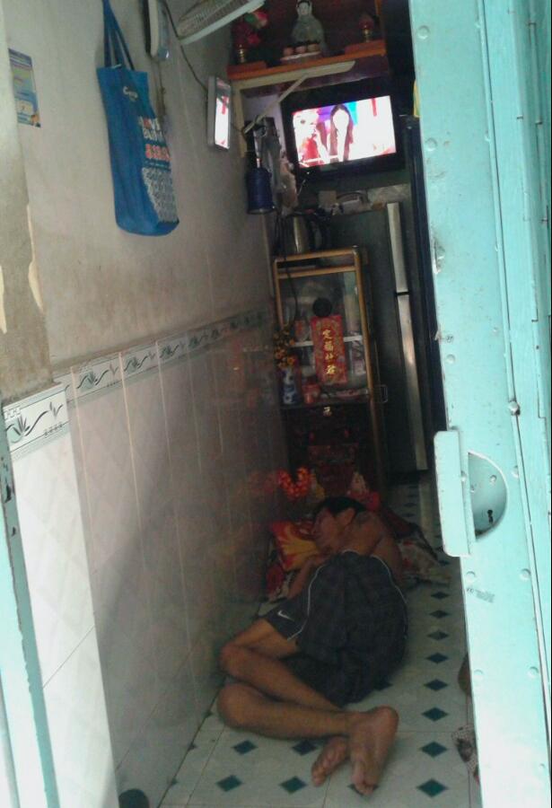 Khu nhà ổ chuột độc nhất tại trung tâm Sài Gòn - Ảnh 10.