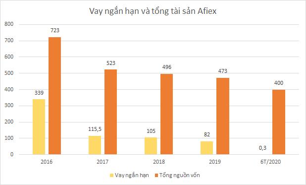 Cổ phiếu tăng trần 5 phiên khi SCIC muốn thoái vốn giá cao, Afiex có gì? - Ảnh 2.