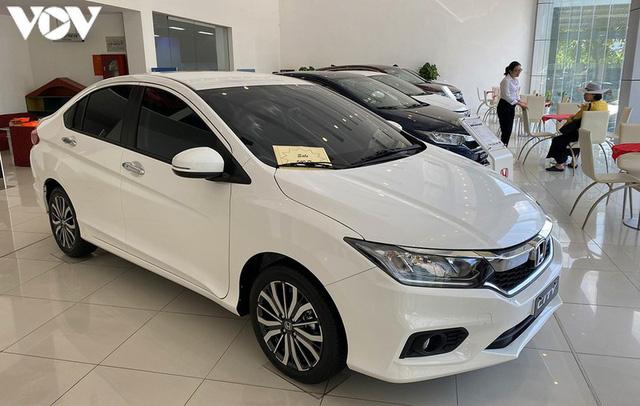 Hãng nào bán được nhiều xe nhất tại thị trường Việt Nam? - Ảnh 1.