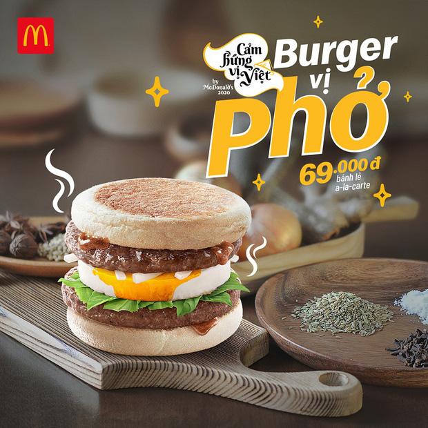 """Ra mắt burger vị phở, McDonald's nhận về """"cơn bão"""" tranh luận từ cư dân mạng: """"Với giá đó ăn được 2 bát phở mà còn ngon hơn"""" - Ảnh 9."""