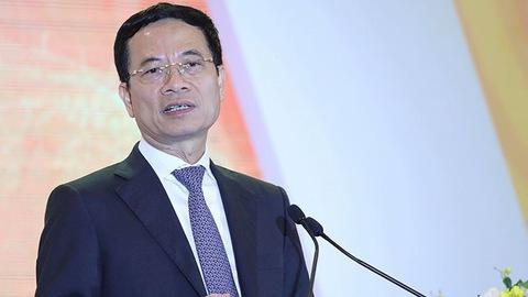 Bộ trưởng Nguyễn Mạnh Hùng: Nếu không Make in Vietnam thì nước ta khó có thể trở thành nước phát triển - Ảnh 1.