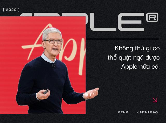 Những bước đi thiên tài của Tim Cook đã giúp Apple sống tốt và thậm chí là hùng mạnh hơn trong mùa dịch - Ảnh 11.