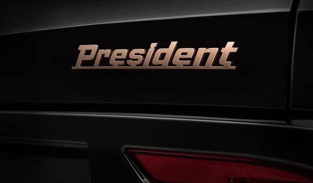 VinFast President nhận cọc 100 triệu đồng tại đại lý: Hé lộ thêm chi tiết mới, giá sẽ ngang Lexus LX 570 - Ảnh 3.