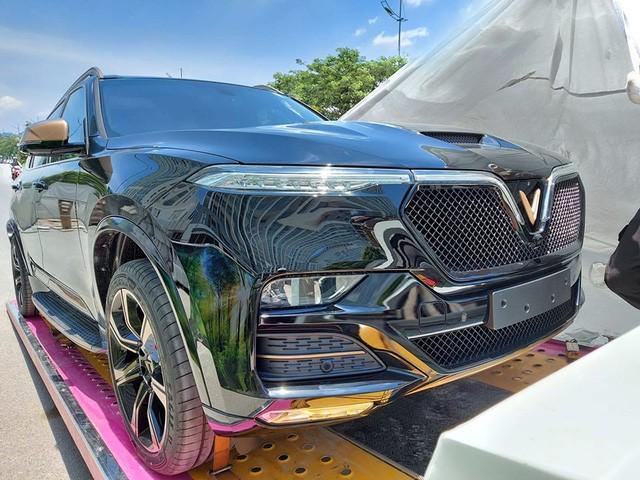 VinFast President nhận cọc 100 triệu đồng tại đại lý: Hé lộ thêm chi tiết mới, giá sẽ ngang Lexus LX 570 - Ảnh 6.