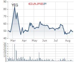 Sau soát xét, lãi ròng 6 tháng của Yeah1 chỉ còn vỏn vẹn 402 triệu đồng - Ảnh 2.