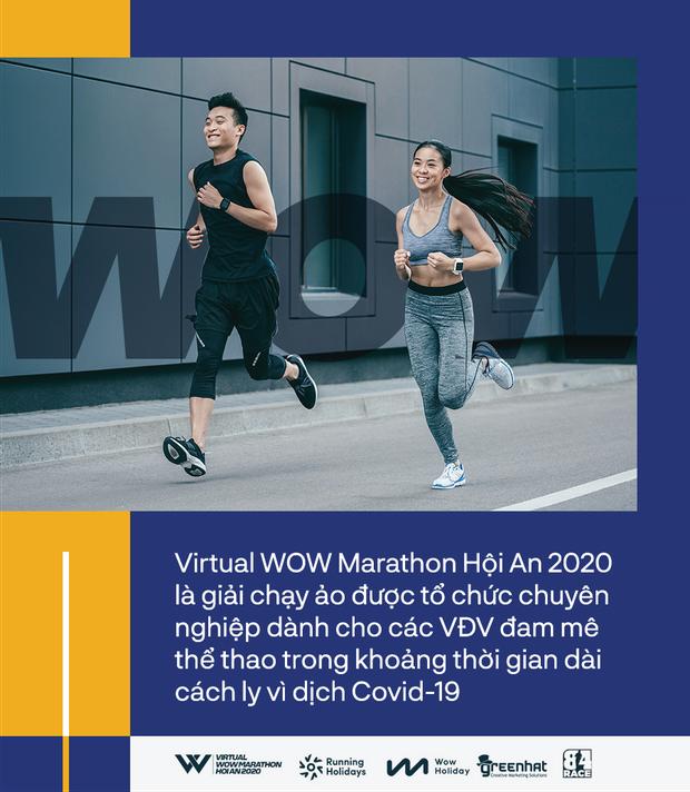 Virtual Marathon Hoi An 2020: Cuộc đua ảo thách thức mọi giới hạn, và chúng ta sẽ chiến thắng! - Ảnh 2.