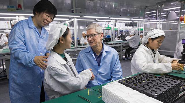 Từ một gã tý hon, Luxshare đã được Apple biến thành tiểu Foxconn như thế nào? - Ảnh 1.