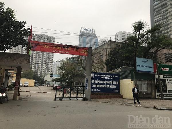 Hà Nội: Điểm mặt doanh nghiệp chây ỳ trả đất công - Ảnh 1.