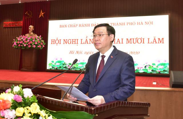 Bí thư Thành ủy Hà Nội: Nhanh chóng đưa Nghị quyết Đại hội Đảng các cấp vào cuộc sống, không được ngồi chờ - Ảnh 2.