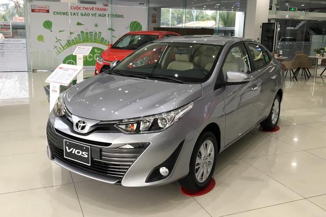 Ồ ạt thay máu sản phẩm, Toyota còn giữ ngôi vua ở những phân khúc nào tại Việt Nam? - Ảnh 3.