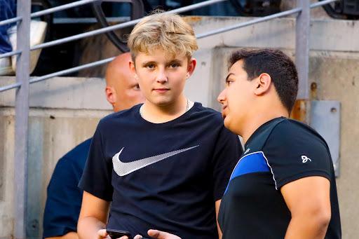 Điều ít biết về cuộc sống của Hoàng tử Barron Trump: Theo học ngôi trường khác biệt với những đứa trẻ Nhà Trắng, dành cho thể thao niềm đam mê bất tận - Ảnh 4.