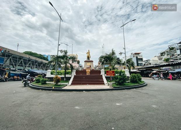 Cận cảnh con đường ở Quận 10 sẽ được cải tạo thành phố đi bộ thứ 3 ở Sài Gòn với chiều dài 100 mét - Ảnh 2.