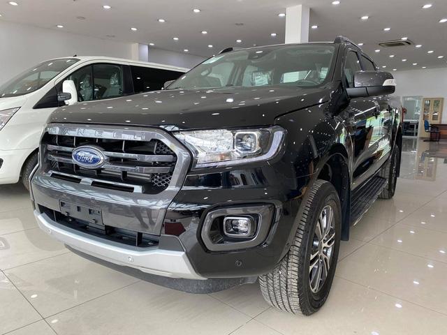 Ford Ranger 2020 giảm kỷ lục gần 100 triệu đồng tại đại lý: Thấp nhất từ trước tới nay - Ảnh 1.