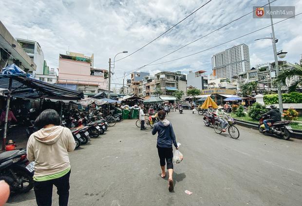 Cận cảnh con đường ở Quận 10 sẽ được cải tạo thành phố đi bộ thứ 3 ở Sài Gòn với chiều dài 100 mét - Ảnh 11.