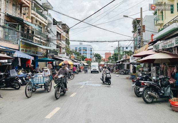 Cận cảnh con đường ở Quận 10 sẽ được cải tạo thành phố đi bộ thứ 3 ở Sài Gòn với chiều dài 100 mét - Ảnh 14.