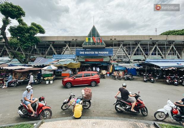Cận cảnh con đường ở Quận 10 sẽ được cải tạo thành phố đi bộ thứ 3 ở Sài Gòn với chiều dài 100 mét - Ảnh 3.