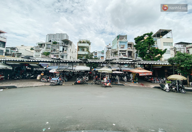 Cận cảnh con đường ở Quận 10 sẽ được cải tạo thành phố đi bộ thứ 3 ở Sài Gòn với chiều dài 100 mét - Ảnh 6.