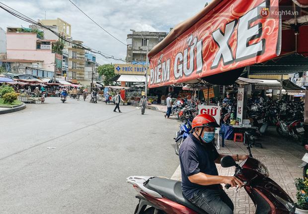 Cận cảnh con đường ở Quận 10 sẽ được cải tạo thành phố đi bộ thứ 3 ở Sài Gòn với chiều dài 100 mét - Ảnh 7.