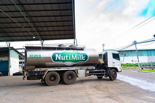 Blue Point mua lại Sữa Quốc tế, Vinamilk thâu tóm Sữa Mộc Châu, Nutifood ra mắt thương hiệu Nutimilk…: Một cuộc chơi mới sắp xuất hiện trên ngành sữa? - Ảnh 1.