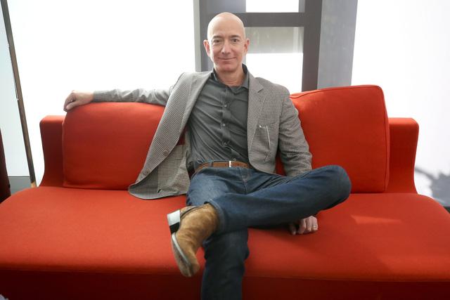 Sáng thứ 7 'lười biếng' của Jeff Bezos: Nhìn từng phút được sử dụng mới hiểu tại sao ông trở thành người giàu nhất hành tinh - Ảnh 1.