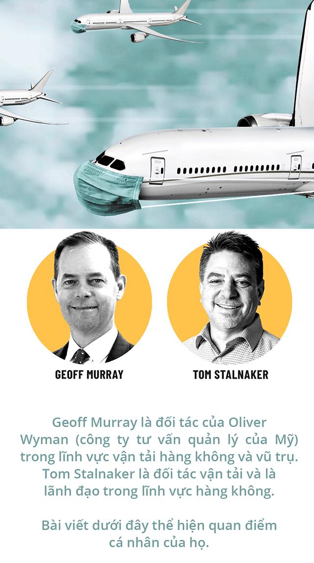 5 thách thức dài hạn với ngành hàng không hậu Covid-19 - Ảnh 1.