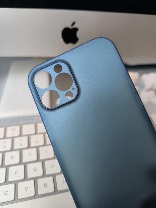 Sau iPhone 12 đến lượt iPhone 12 Pro Max rò rỉ thêm thiết kế, thông tin - Ảnh 1.