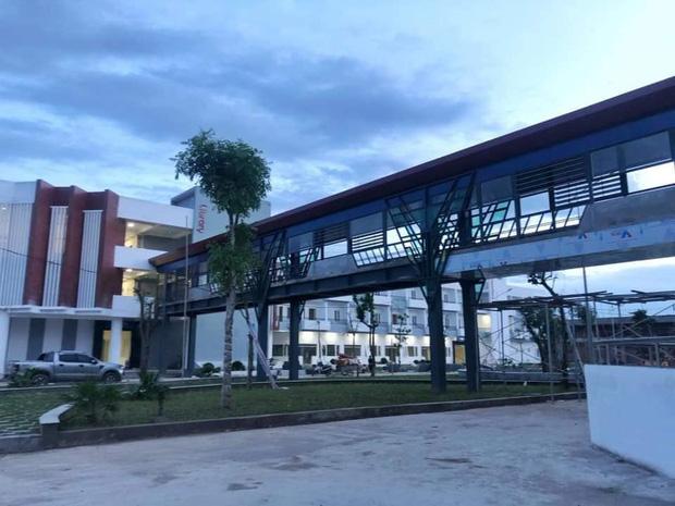 Kiến trúc sang chảnh hàng trăm tỷ đồng của các trường THPT Chuyên ở Việt Nam: Vị trí số 1 gây bất ngờ nhất - Ảnh 18.