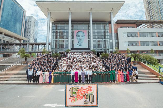 Kiến trúc sang chảnh hàng trăm tỷ đồng của các trường THPT Chuyên ở Việt Nam: Vị trí số 1 gây bất ngờ nhất - Ảnh 20.