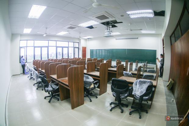 Kiến trúc sang chảnh hàng trăm tỷ đồng của các trường THPT Chuyên ở Việt Nam: Vị trí số 1 gây bất ngờ nhất - Ảnh 29.