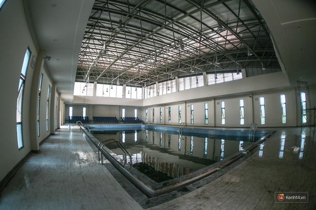 Kiến trúc sang chảnh hàng trăm tỷ đồng của các trường THPT Chuyên ở Việt Nam: Vị trí số 1 gây bất ngờ nhất - Ảnh 30.